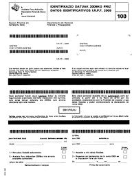 Etiquetas declaración de la renta IRPF Alava Vitoria